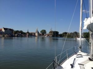 varen aan op Hoorn