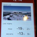 koude temperaturen