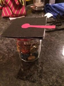 graduation hat gift