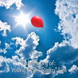 in memory of ricky