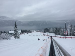 snowtube-helling