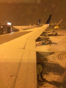 vleugel-met-sneeuw